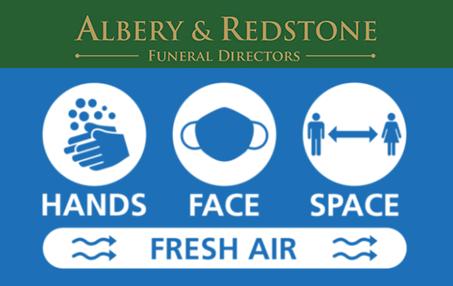 COVID 19 Restrictions for Okehampton Funerals